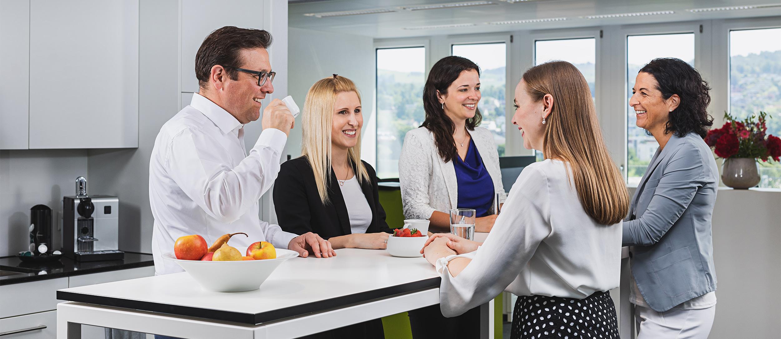 Grunder Rechtsanwälte AG – Anwaltskanzlei Team