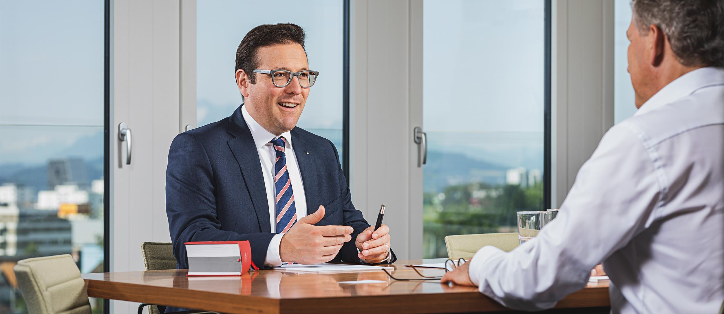 Grunder Rechtsanwälte AG – Erbrecht